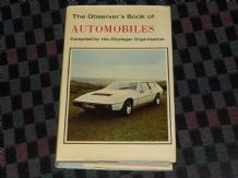 OBSERVERS BOOK OF AUTOMOBILES (1975)